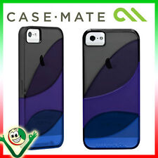 Custodia Case.Mate COLORWAYS iPhone 5 5S SE cover caleidoscopica Nera Blue Viola