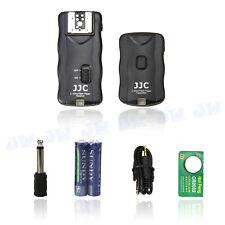 JJC jf-g1 Flash Trigger wireless per Olympus FL-50R FL-36R FL-50 FL-36 Speedlite