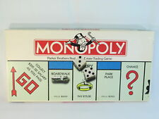 Monopoly 1985 Board Game Parker Brothers 100% Complete Excellent Plus Condition
