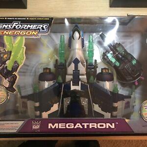 Hasbro Transformers Energon Megatron NIB