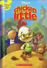 Chicken Little Hardcover Book Disney's Wonderful World of Reading Scholastic