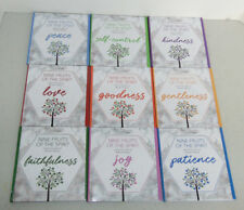 NEW Set 9 Books, Nine Fruits of the Spirit, A Devotional Series by Robert Strand