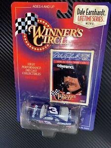 1997 WINNER CIRCLE DALE EARNHARDT SR AC DELCO Blue MONTE CARLO #3 1/64 DIECAST