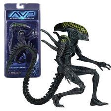 NECA Aliens AVP Wave 7 Alien VS Predator Grid Alien 18cm Action Figure Model Toy