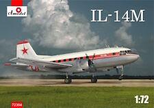 "Amodel 1/72 Ilyushin Il-14М (Late Version) ""Crate"" # 72304"