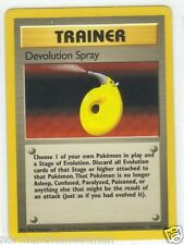 Base Set Pokemon Card - Trainer Devolution Spray # 72/102 Mint - Never Played