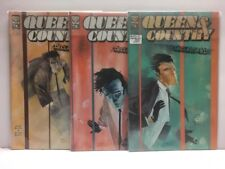 Queen & Country Declassified #1-3 (VF/NM) Complete Series - 2002 Oni Press