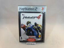 MOTOGP 4 MOTO GP SONY PS2 PLAYSTATION 2 PAL EUR ITA ITALIANO ORIGINALE