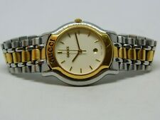 Gucci 8000 L Two Tone Quartz Analog Ladies Watch