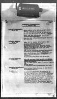 Heeresgruppe G - Kriegstagebuch Westfront von 16 Oktober - 31 Dezember 1944