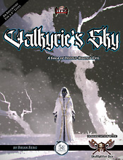 Valkyries Sky - (D&D compatible adventure) 5E DnD Dungeons & Dragons RPG