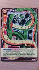 """Carte Dragon Ball Z Shenron """" Voeux de destruction D-726"""