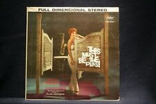 PLAS JOHNSON:Must be the Plas:Jazz Sax Classics on Capitol Stereo EX Vinyl LP