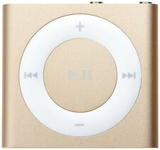 Apple iPod shuffle 6th Generation Gold (2 GB) (Latest Model)