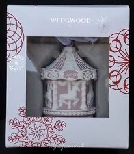 Wedgwood Babys First Christmas Carousel 2015 Ornement Arbre Babiole