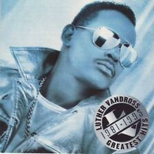 Luther Vandros - Greatest hits 1981-1995 - CD -