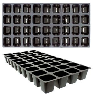 Seed Starting Tray Insert, 180 Med Cells, Growing Supply, Propagation = 5 Trays