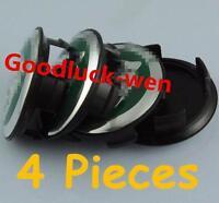 1 ITEM For Jaguar Wheel Badge Set Green - Center Hub Cap  Wheel Motif  1988-2012