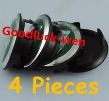 4 PIECES 59MM GREEN WHEEL HUB CENTER 4 CAPS FOR JAGUAR TYPE X TYPE XK XF XJ8 XK8