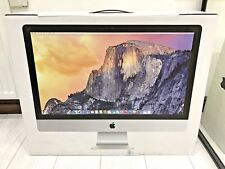 "* Nouveau * APPLE iMac 27"" 5K Retina Late 2014 1 To Fusion 8 Go RAM 3.5GHz Core i5 M290X"