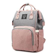 Multifunktional Baby Wickelrucksack Wickeltasche Reisetasche für Unterwegs