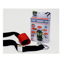Oxford Motorcycle Super Wonderbar Straps - Ultimate Tie Down And Wrap System