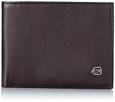 Portafoglio Pelle Uomo Man Wallet Piquadro Articolo Pu1241ed colore TM moro