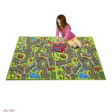 Play Mat For Kids Extra Large Carpet Cars Toys Children Baby Home Accessories