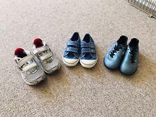 Boys Trainers Bundle Size 10 Hi Tec, Carbrini And John Lewis