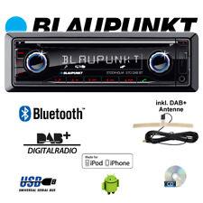 BLAUPUNKT Stockholm 370 DAB inkl. Antenne BT Radio Bluetooth CD USB Autoradio