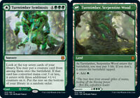 Turntimber Symbiosis // Turntimber, Serpentine Wood x1 Magic the Gathering 1x Ze
