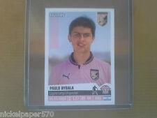 PAULO DYBALA rookie sticker soccer calciatori panini 2012 2013 Palermo Juventus
