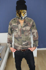 Moderne Army Jacke Größe S Millitary Look Camouflage Camo Tyga Gay´ler Swag Yolo