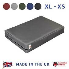 The Chunky Mattress Waterproof Dog Bed - Orthopedic Tough Chew Resistant XL-XS
