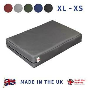 The Chunky Mattress Waterproof Dog Bed - Orthopedic Tough and durable XL-XS