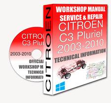 c3 car service repair manuals ebay rh ebay ie Citroen C3 Picasso Citroen Picasso C3 Clutch Hose