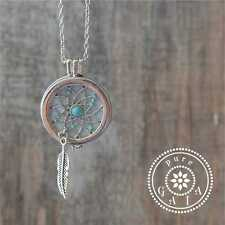 Essential Oil Diffuser Necklace Dream Catcher Love Aromatherapy  XoxO