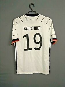 Waldschmidt Germany Jersey 2019 Home Kids Boys 15-16 Shirt Adidas EH6103 ig93