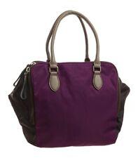 LIEBESKIND BERLIN Damen Tragetasche Handtasche Bag Holiday NEU OVP lila / braun