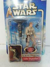 Star Wars Figuras Luke Skywalker: Bespin Duel ataque de los clones Ahsoka cardado
