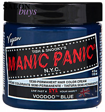 Manic Panic Classic Hair Colour 118ml Voodoo Blue