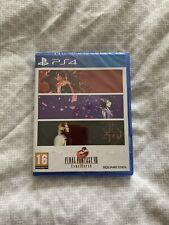 Final Fantasy VIII REMASTERED for PS4 NEW AND SEALED