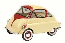 ISO ISETTA BEIGE/RED LIMITED EDITION 1000PC 1/18 MODEL CAR BY SCHUCO 450008700