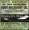 PROVEN 4oz Natural SEVERE Athletes Foot Treatment Essential oils no cream spray