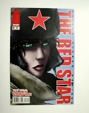 The Red Star (Vol 1) # 6 Sept 2001 Comic by Image