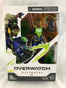 OVERWATCH - Ultimates - LUCIO - 6in Action Figure ~ New Sealed - BLIZZARD
