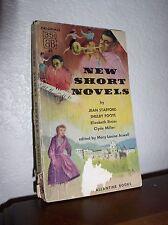 New Short Novels by Stafford, Foote,Etnier,Miller (Ballantine#63,1954,Paperback)