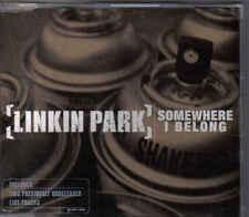 Linkin Park-Somewhere i Belong cd maxi single