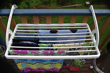 FOLDING SPACE  RADIATOR AIRER INDOOR CLOTHES DRYER WASHING LINE  / RACK