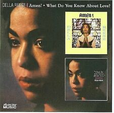 Della Reese-Amen/What Do You Know About Love  CD NEW